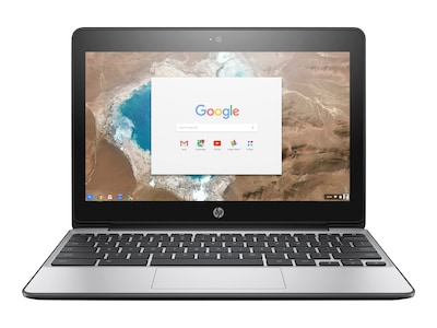 HP Chromebook 11 G5 1.6GHz Celeron 11.6in display, X9U02UT#ABA, 32182953, Notebooks