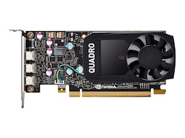 PNY NVIDIA Quadro P400 PCIe 3.0 x16 Graphics Card, 2GB GDDR5, VCQP400-PB, 33761607, Graphics/Video Accelerators