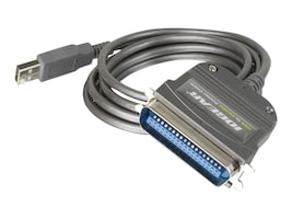 IOGEAR USB to Parallel Bidirectional    PC Adapter, GUC1284B, 142372, Controller Cards & I/O Boards