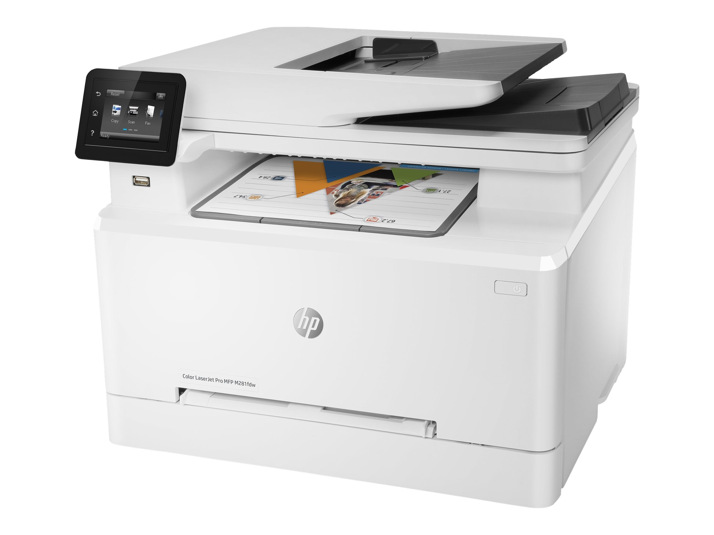 HP Color LaserJet Pro MFP M281fdw (T6B82A#BGJ)