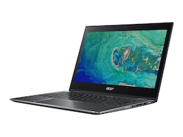 Acer Spin 5 513-53N-57RE Core i5-8265U 1.6GHz 8GB 256GB PCIe ac BT FR WC 13.3 FHD MT+Pen W10P64, NX.H62AA.010, 37243364, Notebooks - Convertible