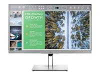 HP EliteDisplay E243 23.8 Full HD LED-LCD Monitor, Silver, 1FH47A8#ABA, 34388613, Monitors