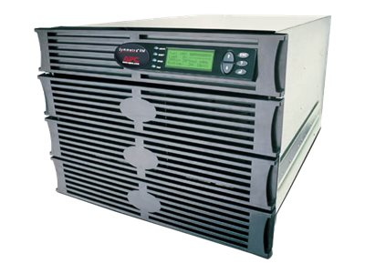 APC Symmetra RM 6kVA Scalable to 6kVA N+1 208 240V, (2) L6-20R, (1) L6-30R Outlets, SYH6K6RMT, 311062, Battery Backup/UPS