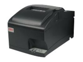 Oki OKIPOS 441 D Ethernet Printer w  Cutter - Charcoal, 62116804, 30879651, Printers - POS Receipt