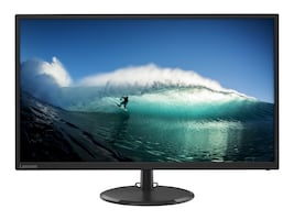 Lenovo C32Q-20, 31.5 IPS QHD (2560X1440)   HDMI DP AUDIO OUT   NON-TOUCH   75, 65F8GCC1US, 37613020, Monitors - Large Format