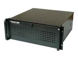 Black Box Chassis, Video Wall Processor Chassis 9-slots, VWP-FLEX-962, 37098152, Cases - Systems/Servers
