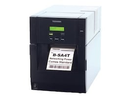 Toshiba B-SA4T 4 Wide 203dpi 6ips Desktop Thermal Transfer Printer w  Metal Case, B-SA4TM-GS12-QM-R, 33522323, Printers - Bar Code