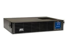 Tripp Lite SmartPro 1.5kVA 1000W 120V Line-Interactive Sine Wave UPS, 2U Rack Tower, LCD, USB RS-232, SMC15002URM, 19251272, Battery Backup/UPS