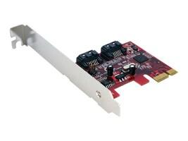 StarTech.com 2-port SATA 6Gb s PCI Express SATA Controller Card, PEXSAT32, 11399723, Storage Controllers