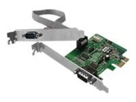Siig Cyberserial Dual Serial Port Bracket, JJ-E10D11-S3, 10358891, Controller Cards & I/O Boards