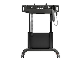 Salamander Electronic Lift and Tilt Mobile Stand, FPS1/ELT/GG, 31457329, Stands & Mounts - AV