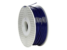 Verbatim Blue 3mm 1kg PLA 3D Filamennt Reel, 55261, 30788361, Printer Supplies - 3D