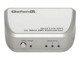 Gefen DVI-to-Mini DisplayPort Converter, GTV-DVIDL-2-MDP, 12676171, Adapters & Port Converters