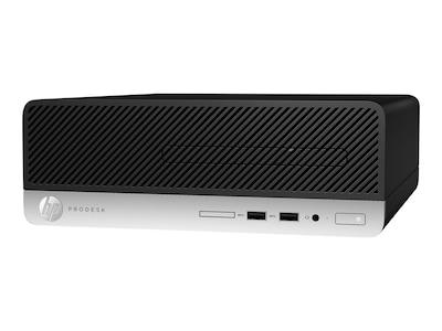 HP ProDesk 400 G4 3.7GHz Core i3 4GB RAM 500GB hard drive, 1KC06UT#ABA, 33652531, Desktops