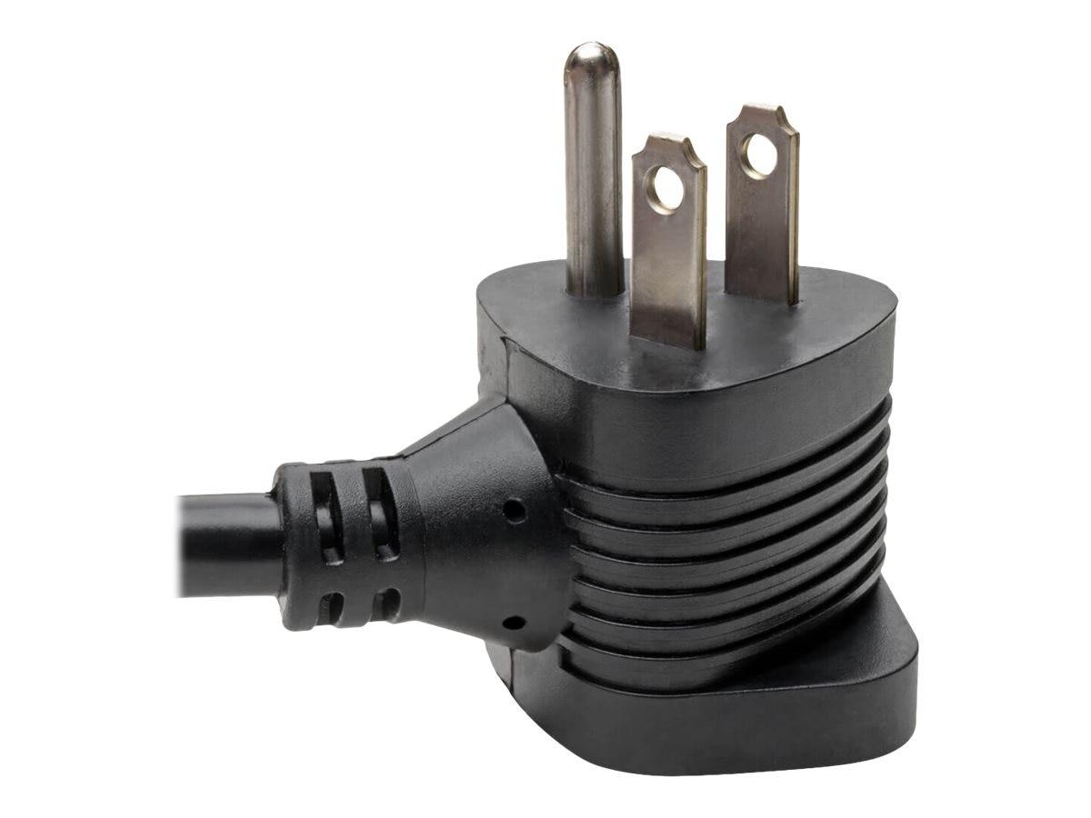 6FT Power Cable Piggyback Extension Cord NEMA 5-15P//R to IEC 60320 C13 16AWG 13A