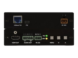 Atlona HDBaseT Scaler with HDMI and, AT-HDVS-150-RX, 35889065, Switch Boxes - AV