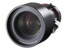 Panasonic Power Zoom Lens 2.4-3.7:1 for PT-DW5100U, DW5100UL, D5700U, D5700UL, ET-DLE250, 10008532, Projector Accessories