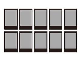 Fujifilm Mini Black Border Film, 16537043, 38235180, Camera & Camcorder Accessories
