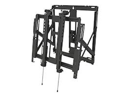 Peerless-AV SmartMount Full Service Thin Video Wall Mount with Quick Release for 46 to 65 Displays, DS-VW755S, 17485091, Monitor & Display Accessories - Video Wall