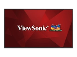 ViewSonic 49 CDM4900R Full HD LED-LCD Display, Black, CDM4900R, 33425785, Monitors - Large Format