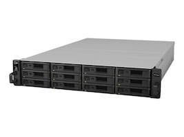 Synology RackStation 12-Bay Expansion Upgrade, RX1216SAS, 30985162, Network Attached Storage