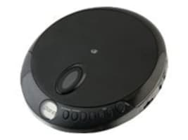 GPX Portable CD Player, PC301B, 33153450, Portable Stereos