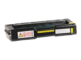 V7 406478 Yellow Toner Cartridge for Ricoh, V7-406478, 34860877, Toner and Imaging Components