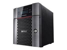 BUFFALO 24TB TeraStation 5410DN 4-Bay Desktop NAS, TS5410DN2404, 33591581, Network Attached Storage