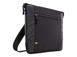 Case Logic Intrata 14 Laptop Bag, Black, INT114BLACK, 20936017, Carrying Cases - Notebook