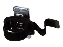 Griffin FastClip Armband for iPod Touch Gen 5 6, GB35898, 34337980, Carrying Cases - iPod