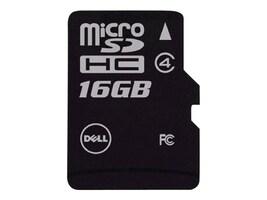 Dell 16GB MicroSDHC Flash Memory Card, 385-BBKJ, 34609615, Memory - Flash