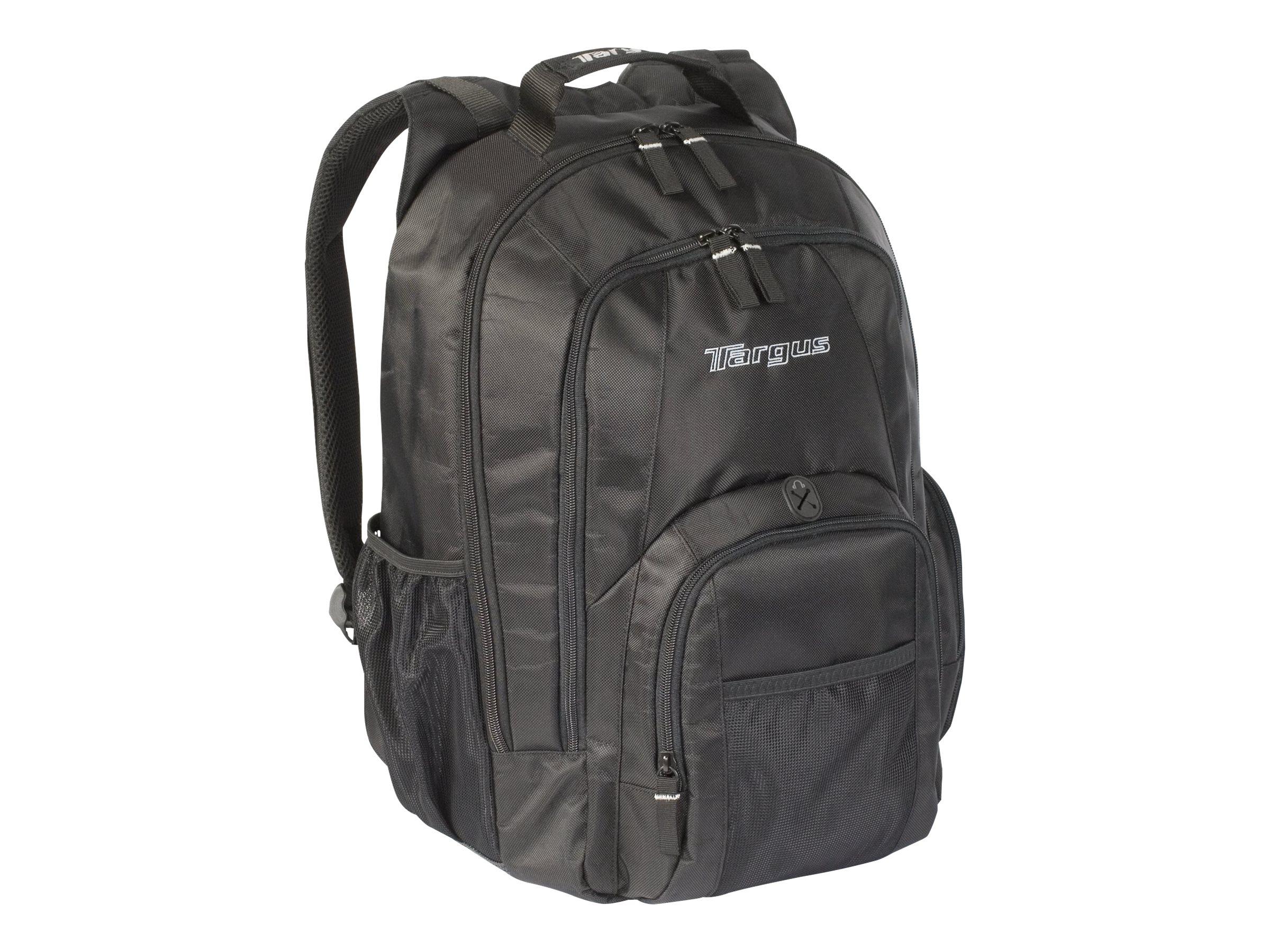 Targus 16 Groove Notebook Backpack Case, CVR600, 4838767, Carrying Cases - Notebook
