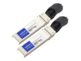 ACP-EP Memory AH-ACC-SFP-10G-DAC-1M-AO Main Image from Right-angle