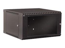 Kendall Howard Fixed Wallmount Cabinet, 6U, 3140-3-001-06, 10068210, Racks & Cabinets