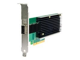 Axiom 40GBS SGL PT QSFP+ PCIE X8 NIC XL710QDA1, XL710QDA1-AX, 34797636, Network Adapters & NICs