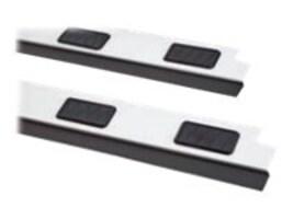 Eaton Vertical Air Dam 42U, 800mm w  Hardware & Grommets, Black, RSAIRD80042B, 32095534, Rack Cooling Systems