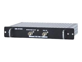 NEC Internal HD-SDI Input Card for V, P, X Series Displays & PX750U, PH1000U Projectors, SB-01HC, 13275767, Monitor & Display Accessories