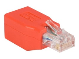 StarTech.com Cat6 Gigabit Crossover Adapter, C6CROSSOVER, 8954853, Premise Wiring Equipment