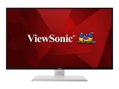 ViewSonic 42.5 VX4380-4K Ultra HD LED IPS Display, Black, VX4380-4K, 33904153, Monitors