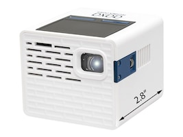 Aaxa P2A WVGA Projector, 150 Lumens, KP-200-03, 34088021, Projectors