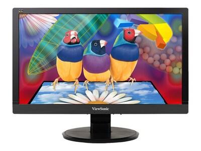 ViewSonic 19.5 VA2055SA Full HD LED-LCD Monitor, Black, VA2055SA, 22074043, Monitors