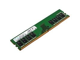 Lenovo 8GB PC4-17000 288-pin DDR4 SDRAM UDIMM, 4X70K09921, 30895968, Memory