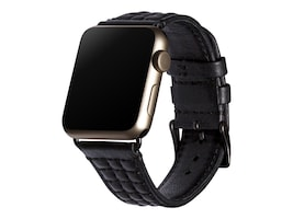 Targus Isa Leather Watch Band for Apple Watch, 38mm 40mm, SXD004ALUS, 37234927, Wearable Technology - Apple Watch Series 4-5