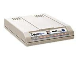 Multitech MultiModem ZDX V.92 Voice Data Fax Modem w BE Accessory Kit, MT5656ZDX-BE, 35642935, Modems