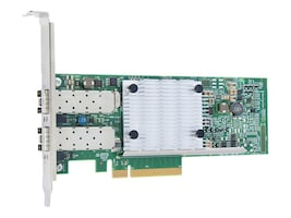 Qlogic Dual Port PCIE GEN3 TO 10GB Ethernet Copper Adapter, QLE3442-CU-CK, 17993900, Network Adapters & NICs