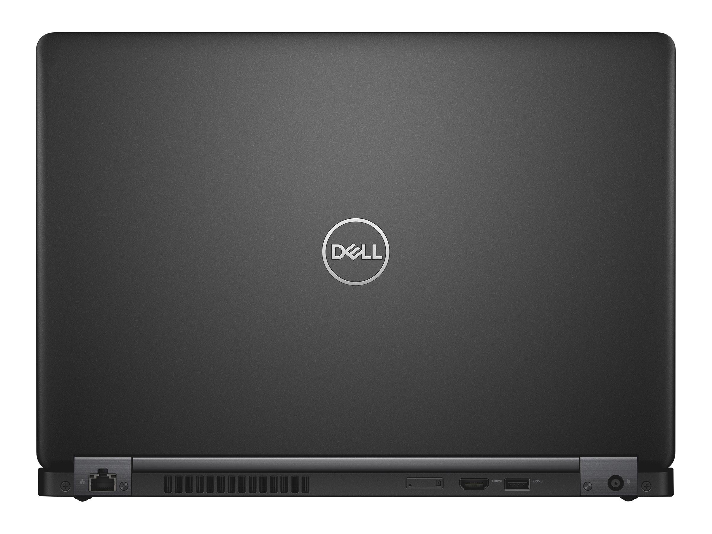 Dell Latitude 5491 Core i5-8400H 2 5GHz 8GB 256GB PCIe ac BT WC MX130 14