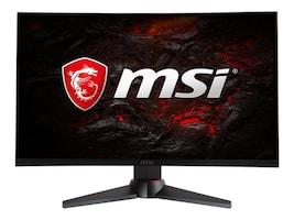 MSI 23.6 Optix MAG24C Full HD LED-LCD Monitor, Black, OPTIX MAG24C, 35600647, Monitors
