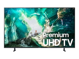 Samsung 81.5 RU8000 4K Ultra HD LED-LCD Smart TV, Gray, UN82RU8000FXZA, 36906681, Televisions - Consumer