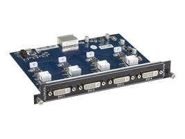Black Box 4-Port DVI Output Modular Video Matrix Switcher, AVS-4O-DVI, 34793715, Controller Cards & I/O Boards