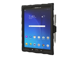 Gumdrop DropTech Clear Case for Samsung Galaxy Tab S3, Black Clear, DTC-SGTS3-BLK_SMK, 34337402, Carrying Cases - Tablets & eReaders